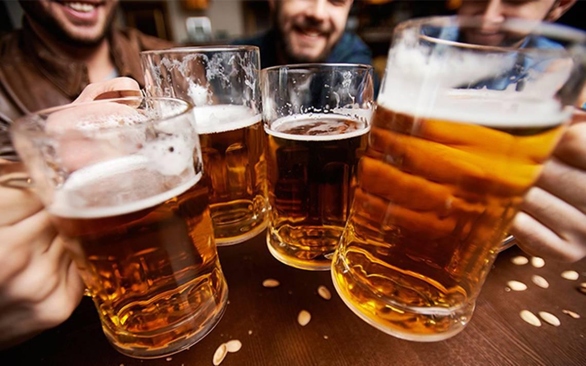 CERVEZA, GRADO ALCOHOLICO