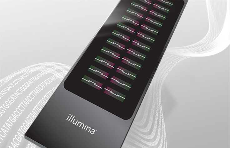 MICROARRAYS ILLUMINA