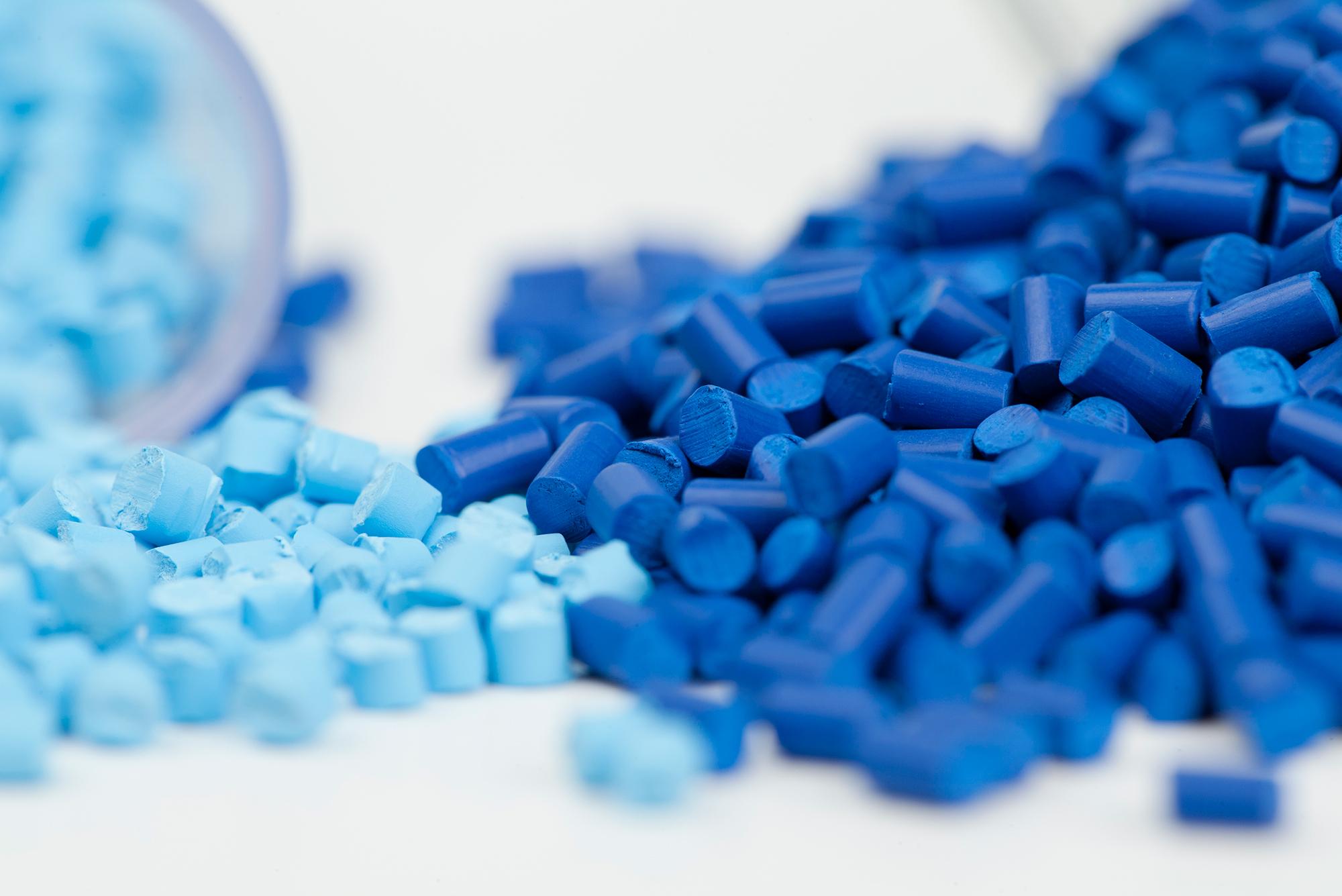 Mezcla de polímeros