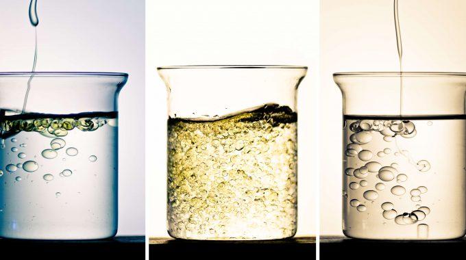 Emulsiones y sus características respecto al tamaño de partícula