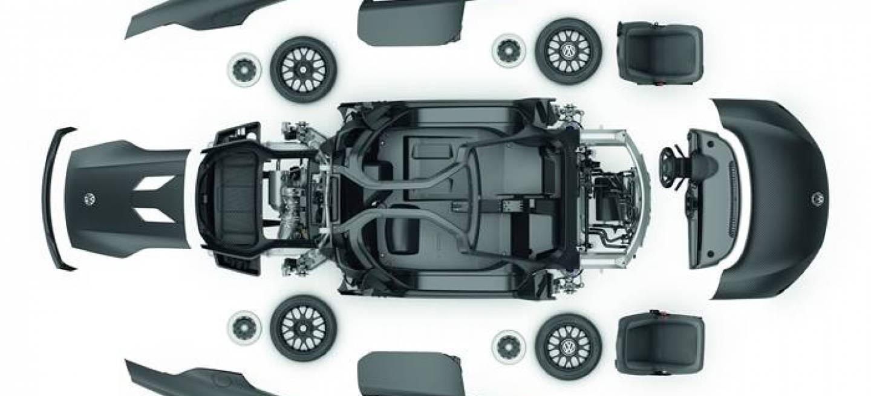 Análisis de materiales ligeros y de alta resistencia aplicados en la industria automotriz