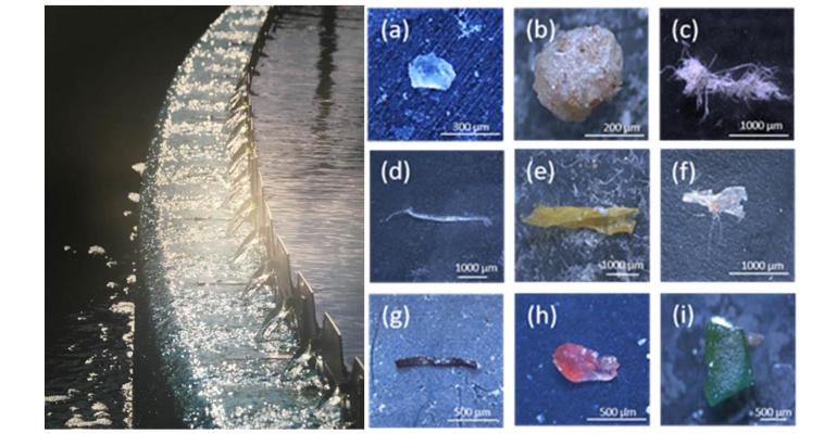 Hablemos de las fuentes de microplásticos presentes en aguas residuales