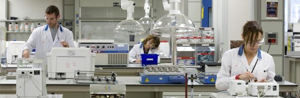 Buenas prácticas para laboratorios de control de calidad de productos farmacéuticos