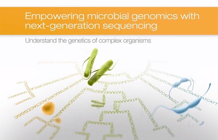 Microbiología: Los alcances de la secuenciación de siguiente generación.