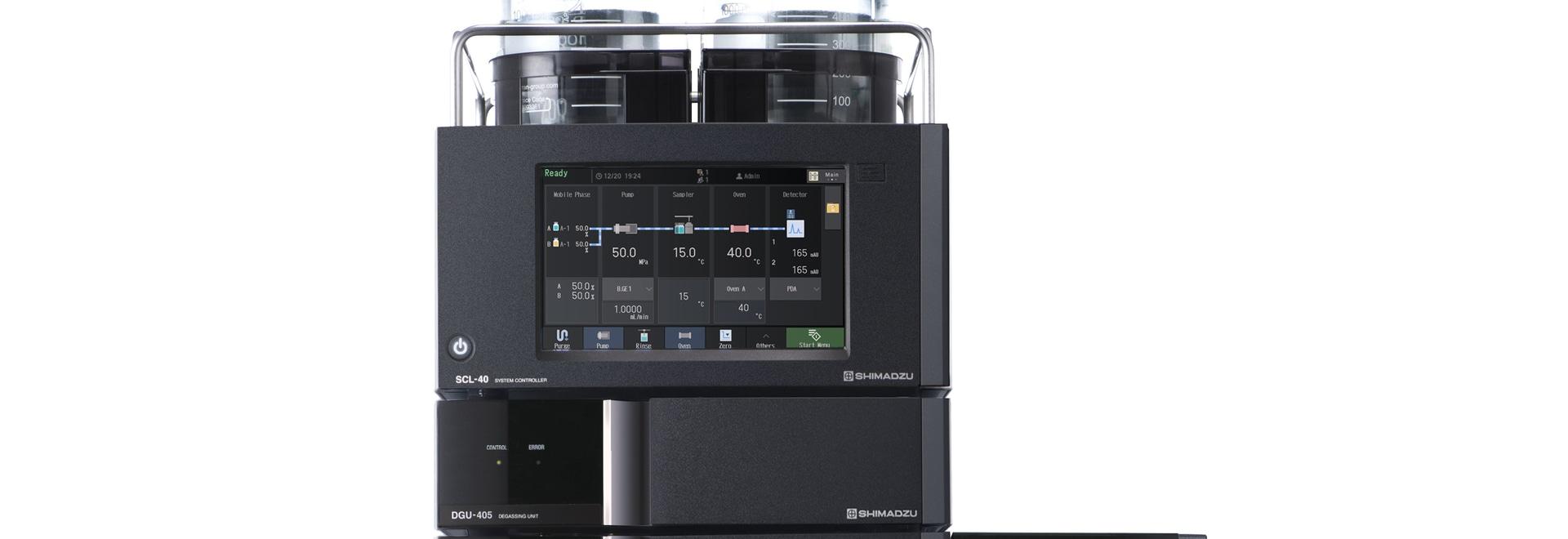 Sistema UHPLC de próxima generación; Nexera el LC más completo