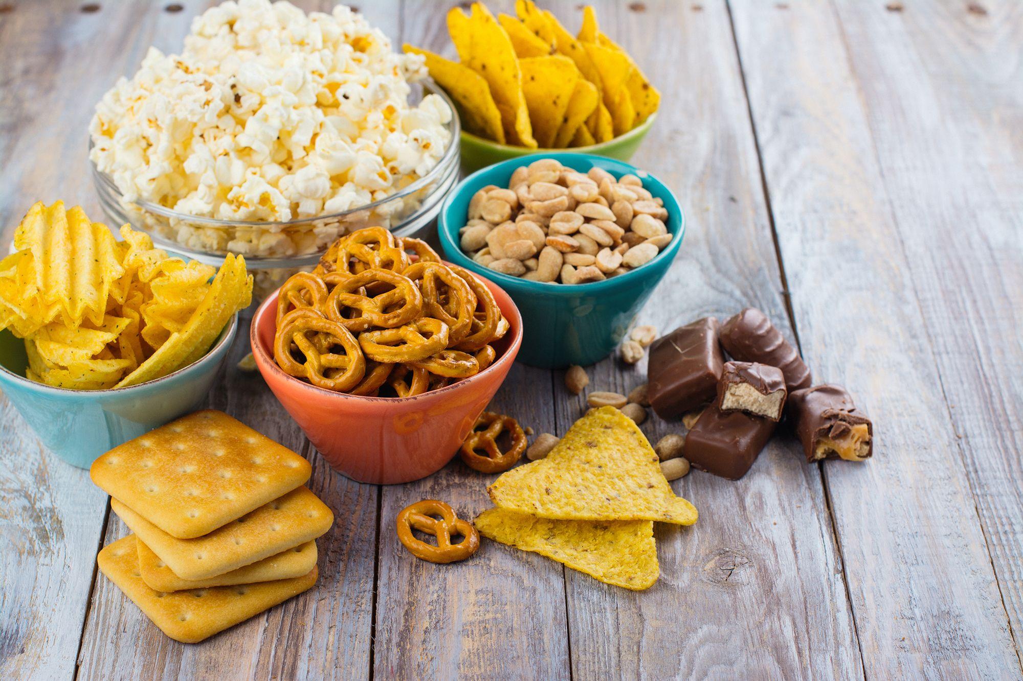 Contenido De Grasas Solidas (SFC) presentes en los snacks