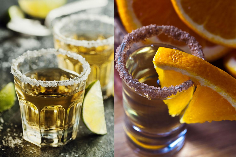 ¡Un buen brindis de destilados! Hablemos de tequila y mezcal
